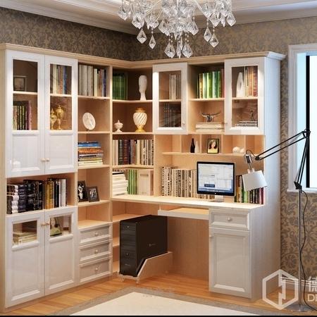 德维尔乐吧家园书柜