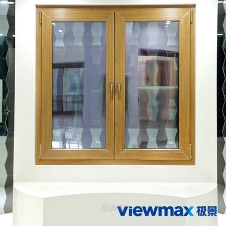 极景门窗 被动式节能窗