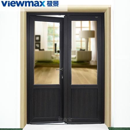 极景门窗 节能 静音 平开  室内、入户系统门