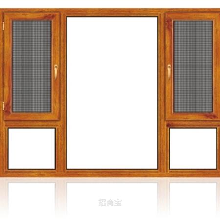 广东康盈生产防紫外线铝合金门窗,夏天好生活