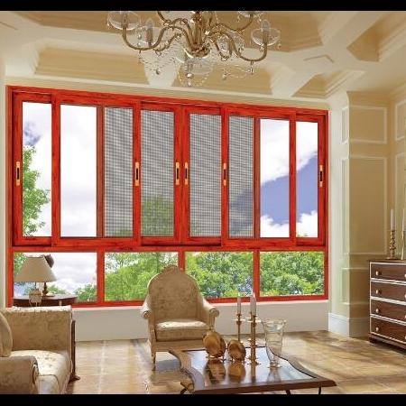 中国好铝门窗厂家康盈为全国供应五大系列断桥铝门窗