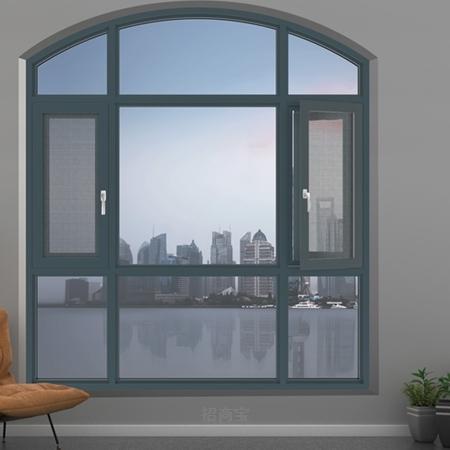 新豪轩斯图加特78高性能系统窗