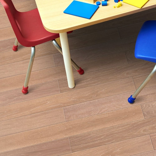 方圆3层实木橡木SK1-53地板