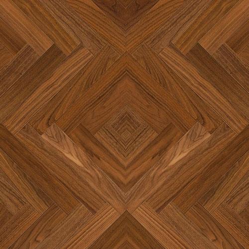 莫干山黑胡桃系列拼花地板