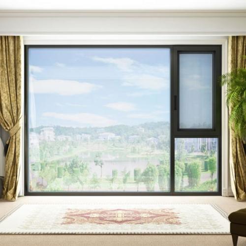 温莎城堡Y136窄边框系列外开窗