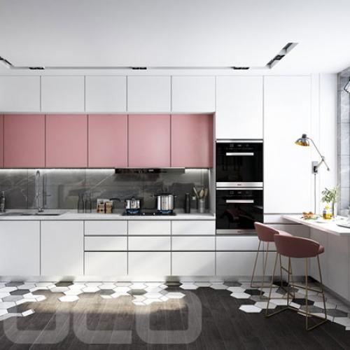 劳卡 极简主义v3系列-厨房