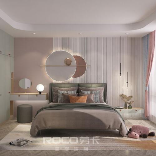 劳卡 极简主义V4系列-卧室