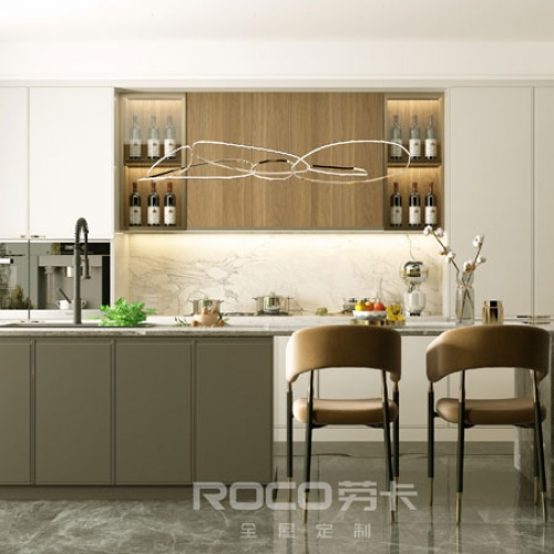 劳卡 柏林之风V3系列-厨房