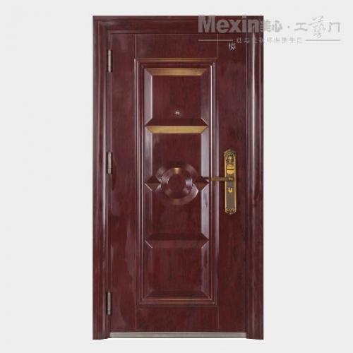 美心工艺门-防盗门2193