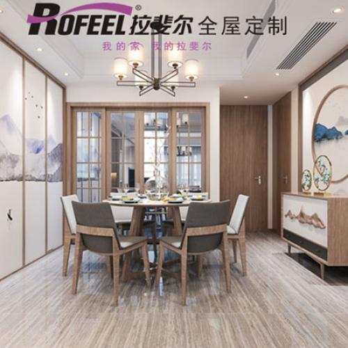 拉斐尔 新中式风格餐厅